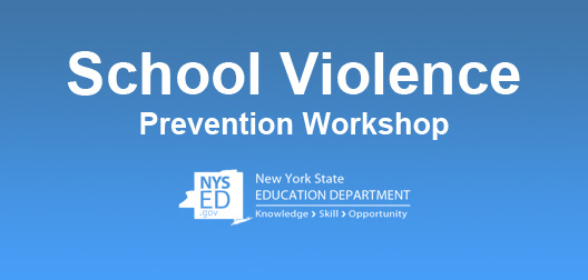 School Violence Prevention Workshop